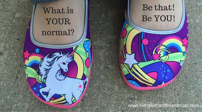 What is YOUR normal-