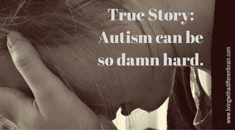 Parenting Autism–Reasons I Cry, Y'all