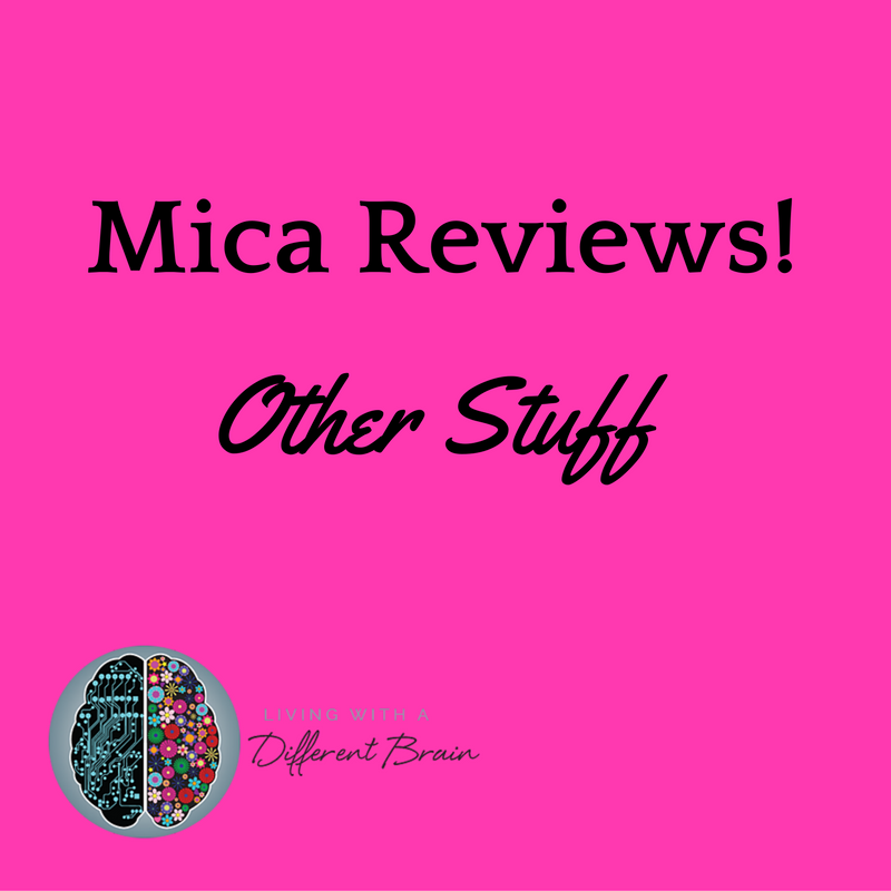 Mica Different Brain Reviews Cool Stuff