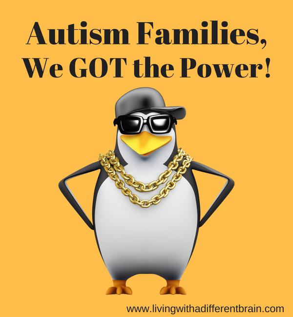 Autism Families different brain mica gadhia