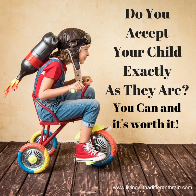 accept your child different brain mica gadhia