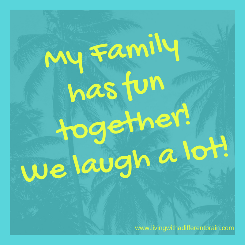 Autism Families Have Fun Too!
