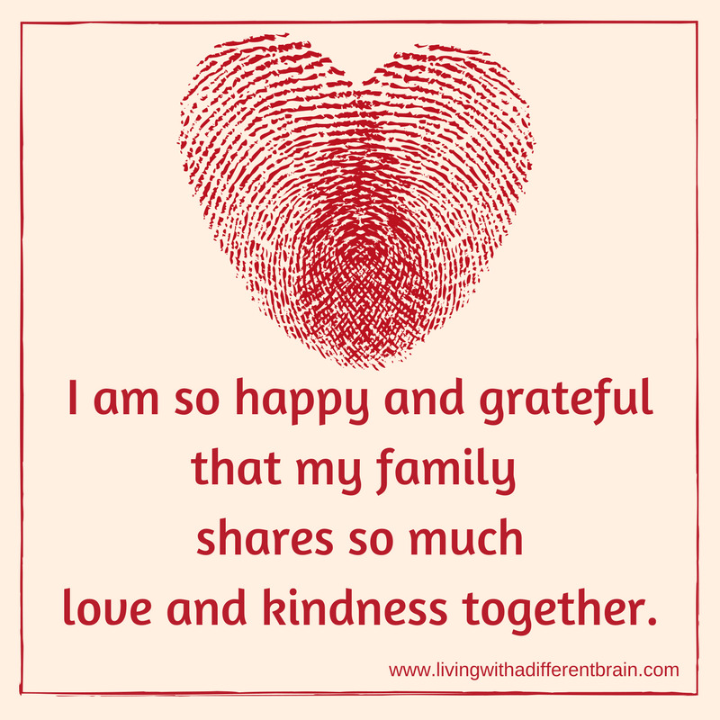 happy grateful affirmation different brain mica gadhia