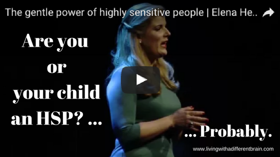 Is Your Child Highly Sensitive?