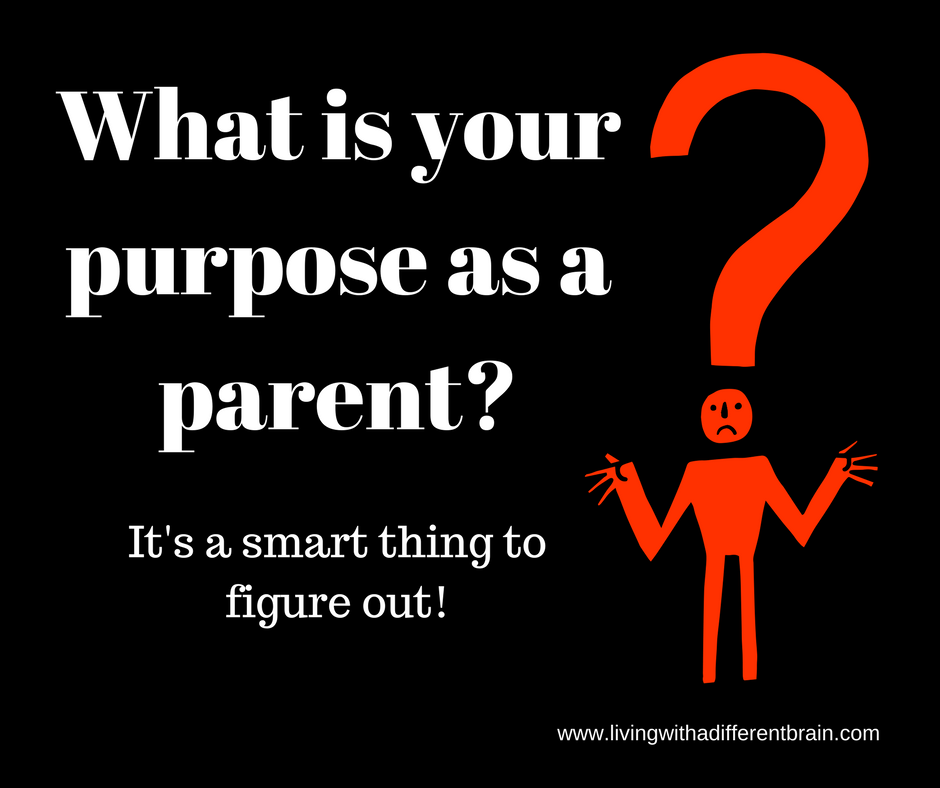 What's Your Parenting Purpose?
