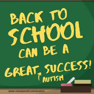 3 Back-to-School Tools Set Autistic Kids Up For Success